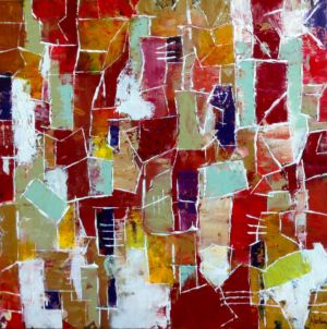 Rød Abstraktion