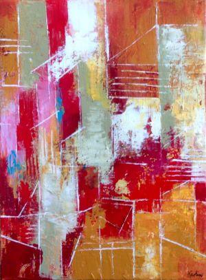 Rød Komposition