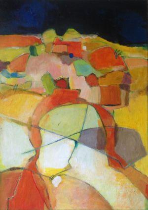 Gul Mosaik